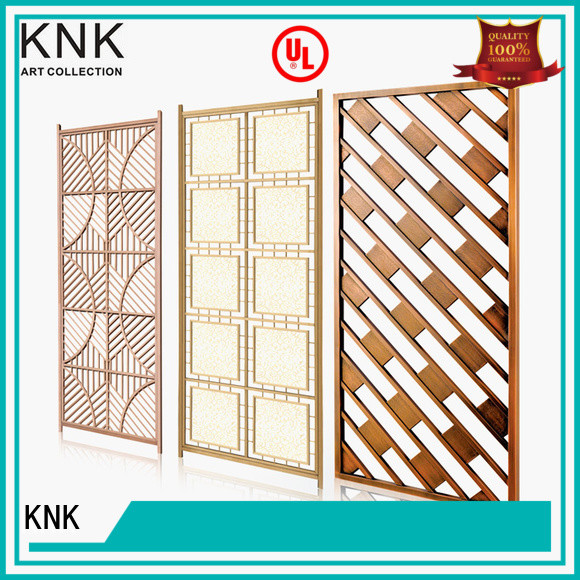 KNK laser cut decorative screens manufacturers for aisle