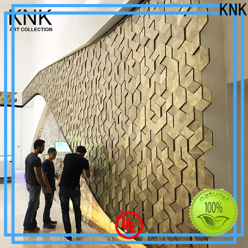 KNK decorative wall board factory for outdoor wall