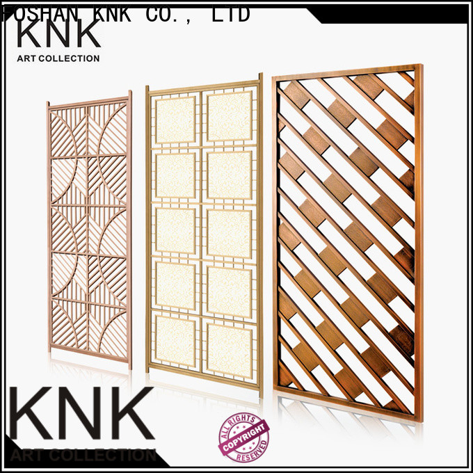 KNK Latest laser cut metal panels Suppliers for door signs