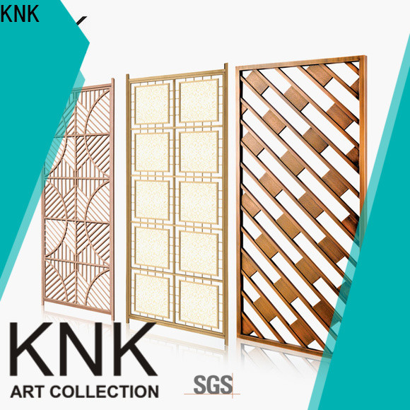 KNK Custom stainless steel screen Suppliers for public space