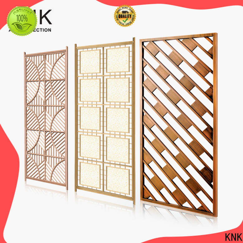 KNK Best laser cut decorative screens Supply for door signs