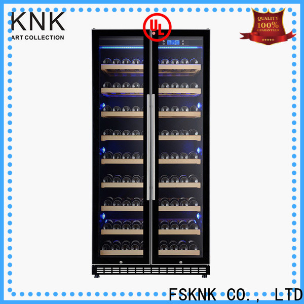 KNK wine chiller fridge factory for room