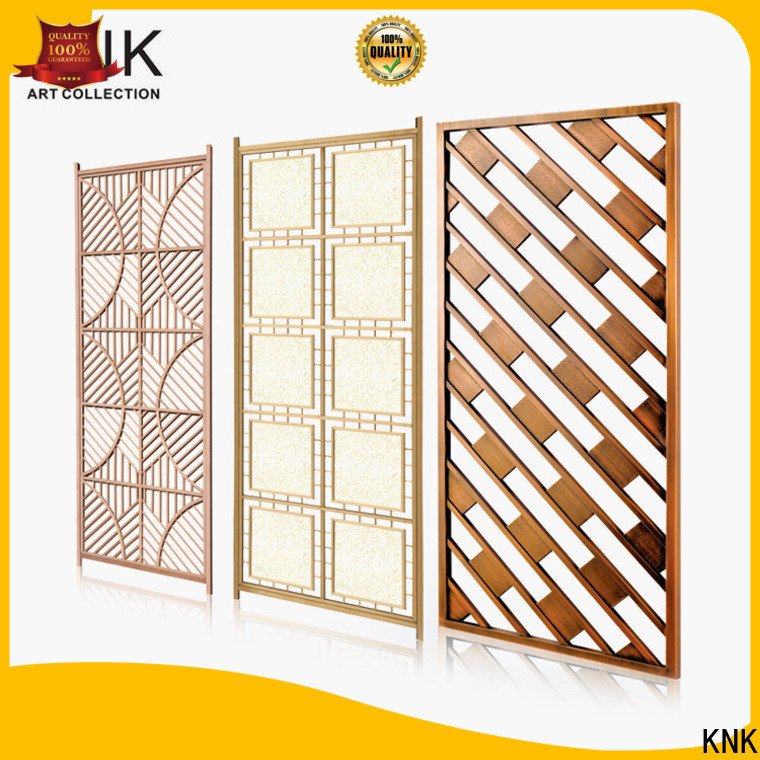 New laser cut garden screens Suppliers for aisle