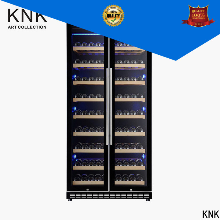 KNK wine refrigerator cabinet Supply for room