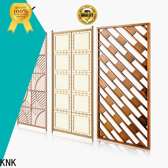 KNK High-quality steel screen panels for business for aisle
