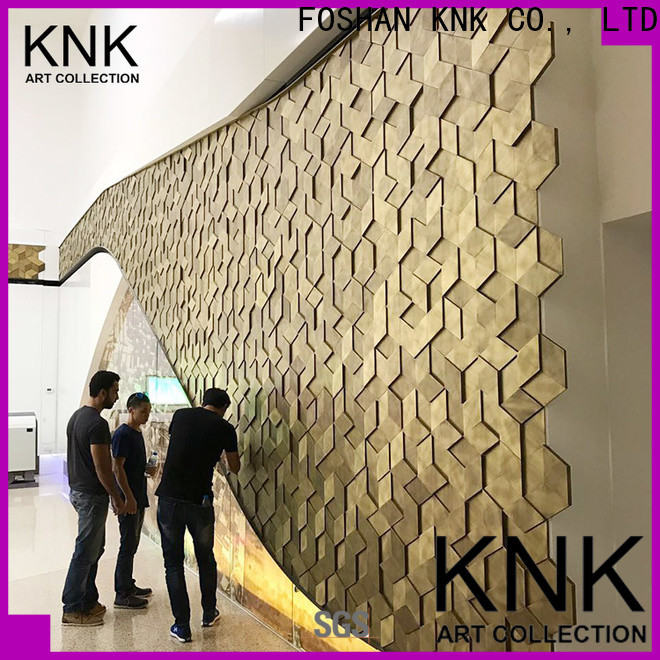 Latest decorative wall cladding factory for outdoor wall