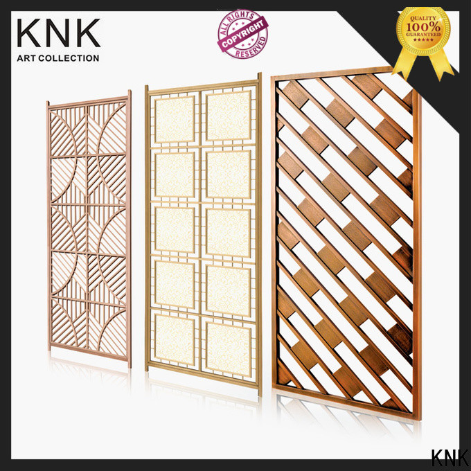 KNK Latest laser cut metal screens for business for aisle