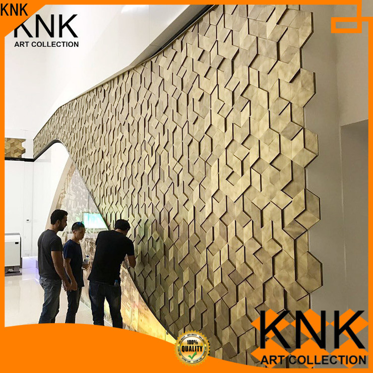 KNK commercial wall panels Suppliers for outdoor wall