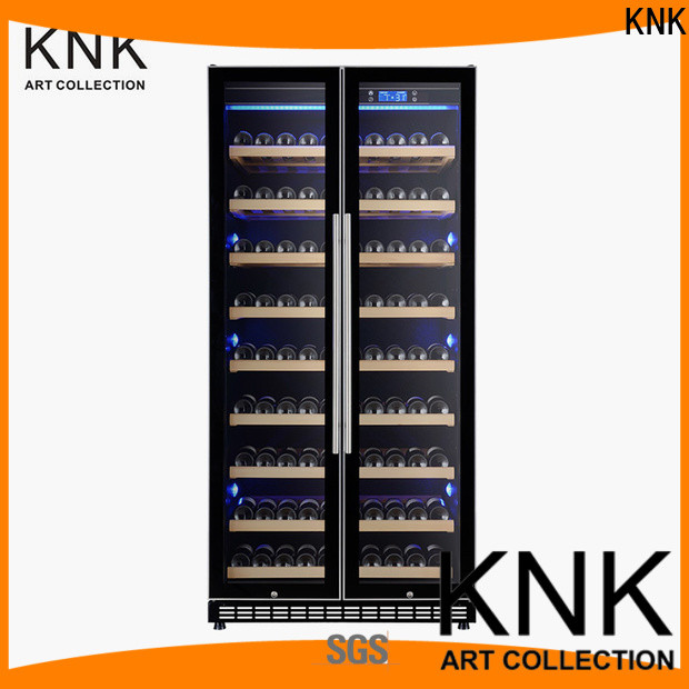 KNK modern wine cabinet manufacturers for exhibition
