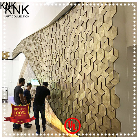 Custom stainless steel decorative panels company for outdoor wall