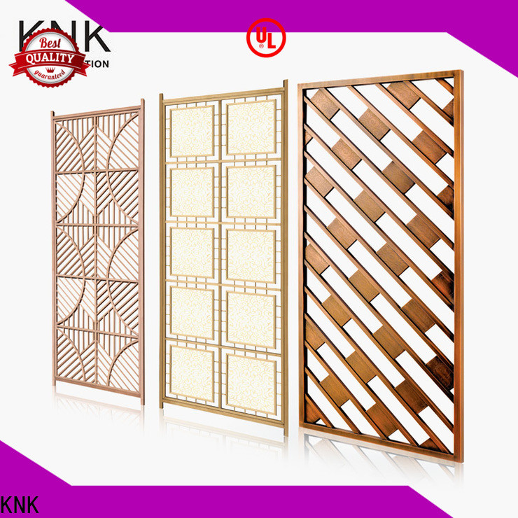 KNK stainless steel divider Supply for ceiling