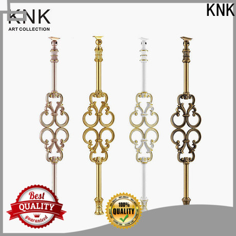 KNK metal newel post Supply