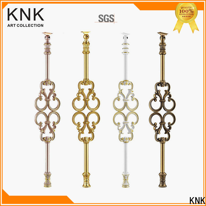 KNK metal newel post manufacturers for light industry for household goods