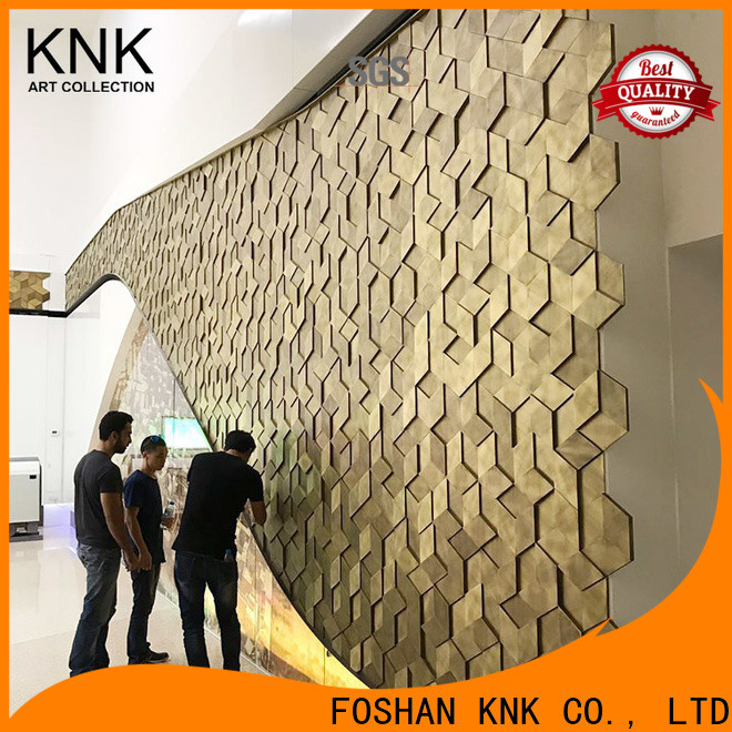 KNK commercial wall panels Supply for outdoor wall