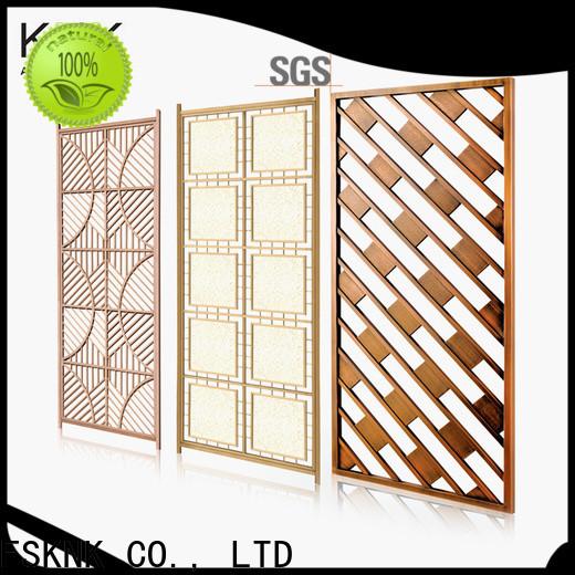 KNK laser cut metal screens Suppliers for door signs